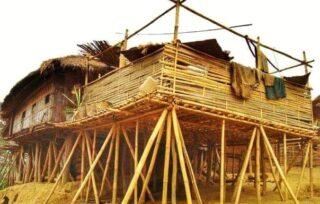 চিম্বুকের মুরং পাড়া, ২০০৯